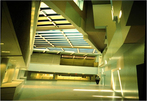 دانلود پاورپوینت تمرینات معماری 2 مرکز آرونوف